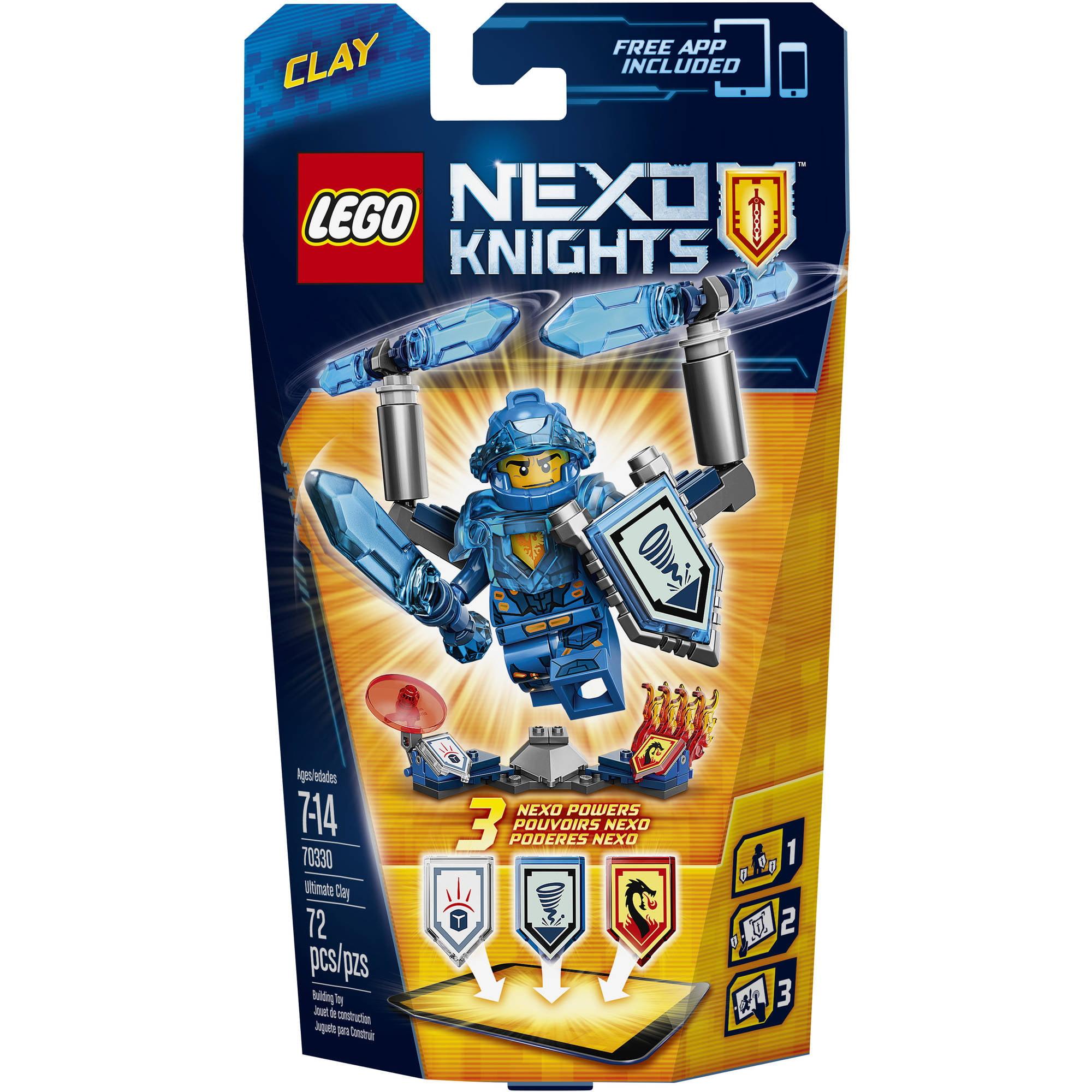ULTIMATE Clay  Mixed LEGO Nexo Knights 70330