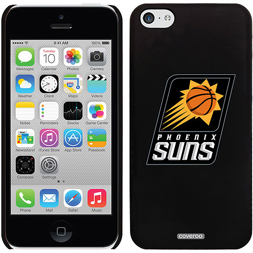 Phoenix Suns Primary Design on iPhone 5c Thinshield Snap-On Case by Coveroo