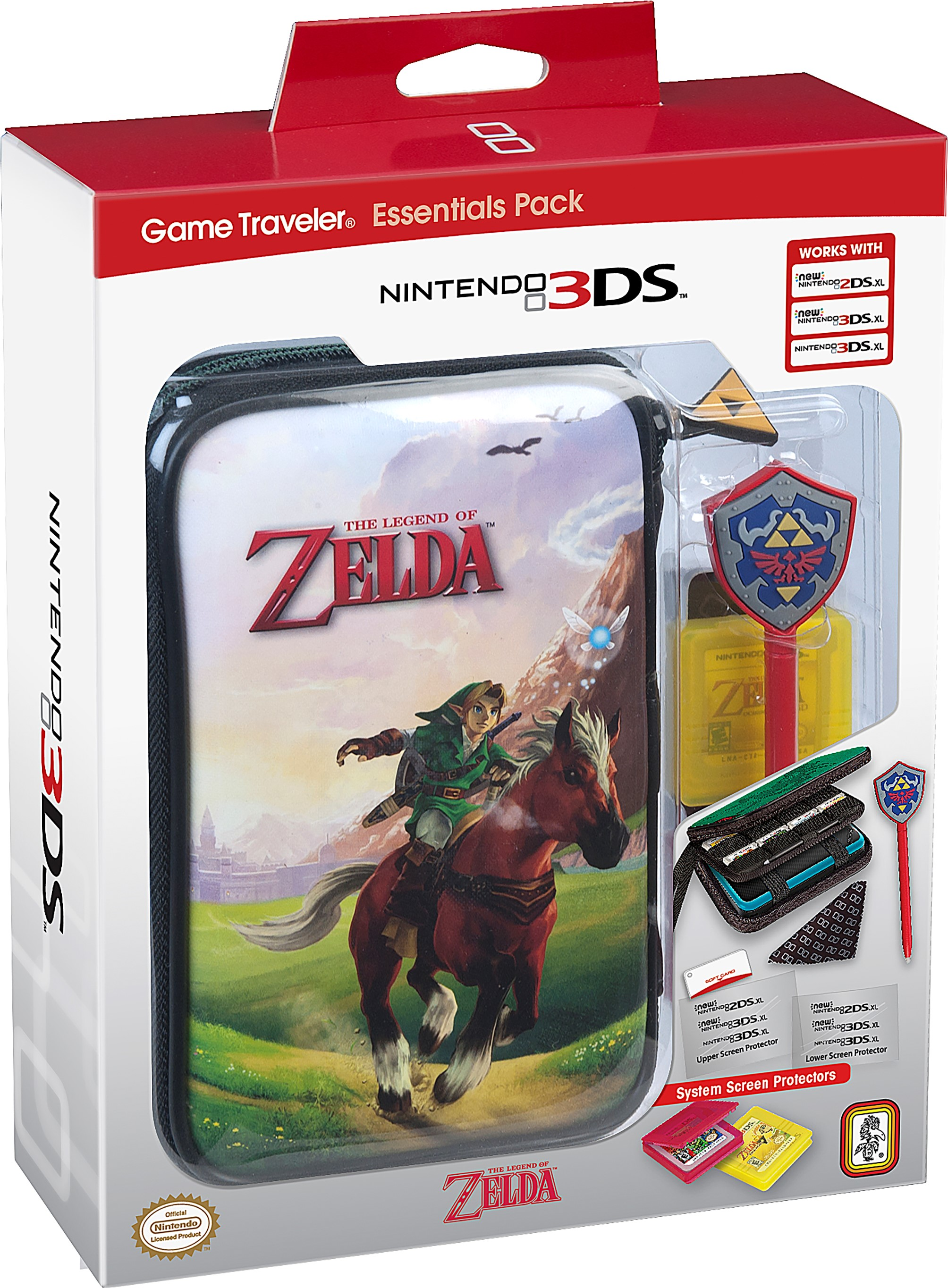 Rds Industries Nintendo 3ds Legend Of Zelda Kit