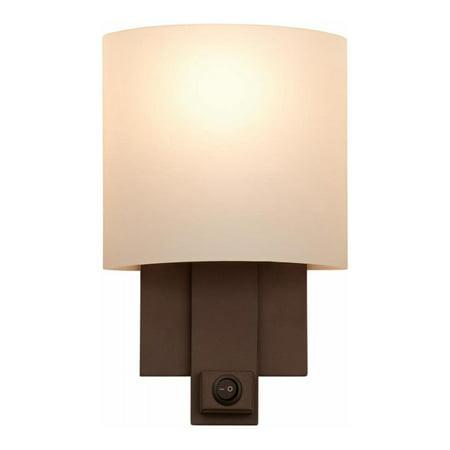 Bronze Espille 1 Light Ada Compliant Wall Sconce
