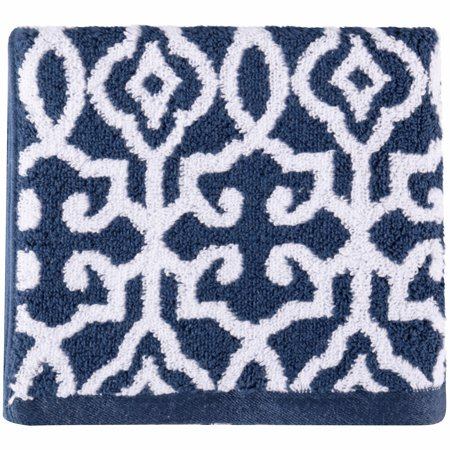 Better Homes Gardens Thick And Plush Cotton Jacquard Bath Towel Collection