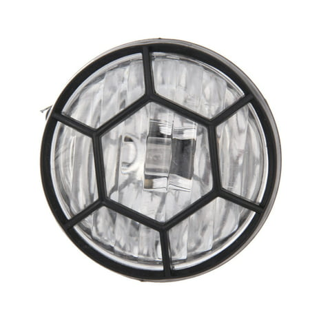 Bicycle Lights Set Kit Bike Safety Front Headlight Taillight Rear light Dynamo No Batteries Needed - image 2 of 7
