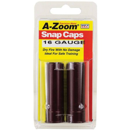 Image of A-Zoom 12212 Snap Caps 16, 2-Pack
