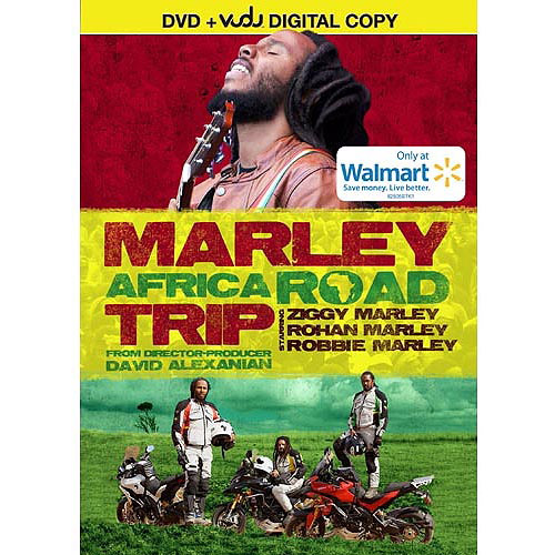 Marley Africa Roadtrip (DVD) (Walmart Exclusive)