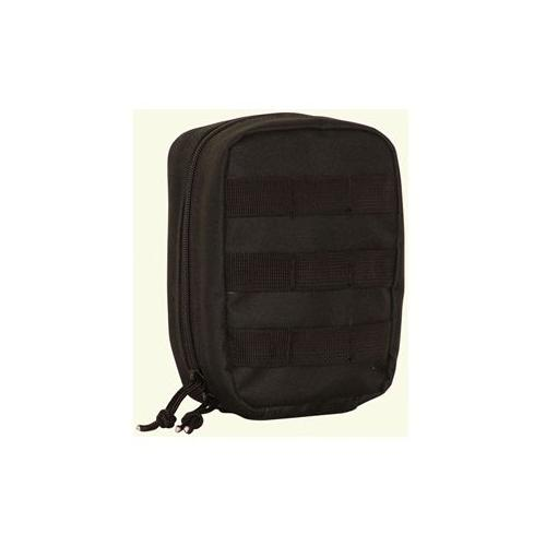 Fox Outdoor Large Modular 1st Aid Pouch, Black 099598568517