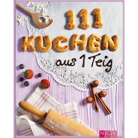 111 Kuchen aus 1 Teig - eBook](Rezepte Kuchen Halloween)