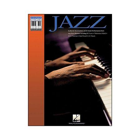 Hal Leonard Jazz Note-for-Note Keyboard Transcriptions