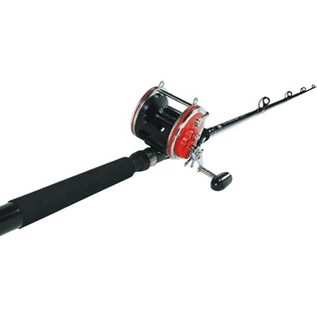 Penn Senator 6 39 6 Conventional Boat Fishing Rod 1 Piece