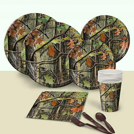 Hunting Camo Birthday Party Pack