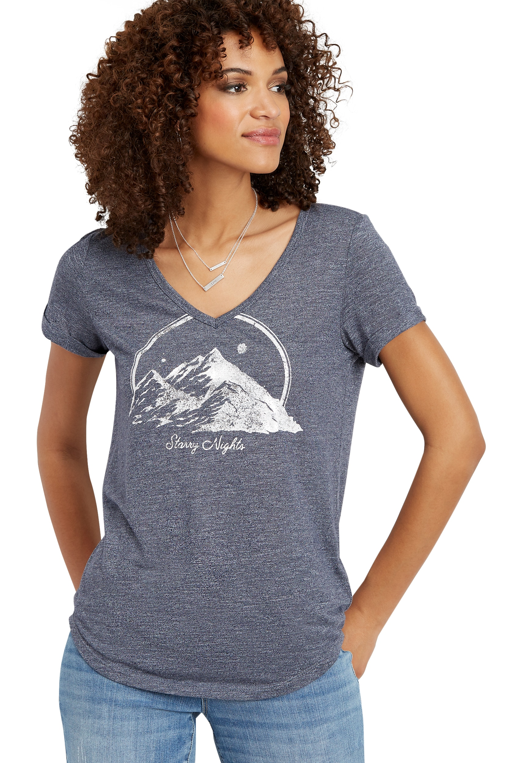 Starry Nights Graphic Tee