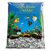 Pure Water Pebbles Aquarium Gravel Silver Mist Premium Natural Substrate 5 lbs