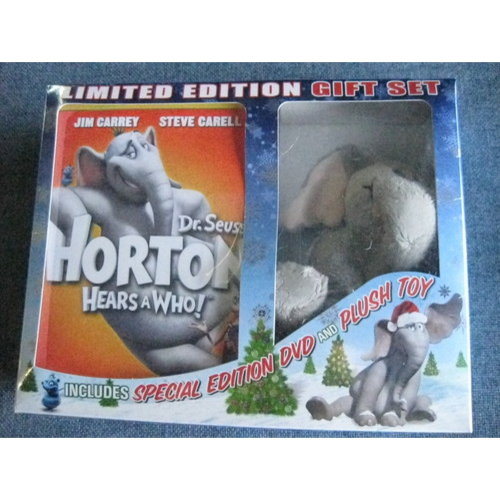 Horton Hears A Who! (Special Edition) (With Plush Toy) (Widescreen)