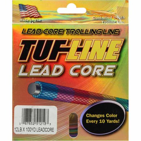 Show Lead Slip Braid - Western Filament LeadCore 100 yd Spool