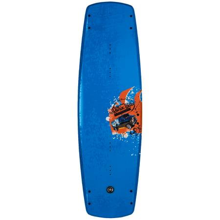 Ronix 2017 Code 21 Modello Edition 139 (Vintage Wheels Azure Blue) Wakeboard