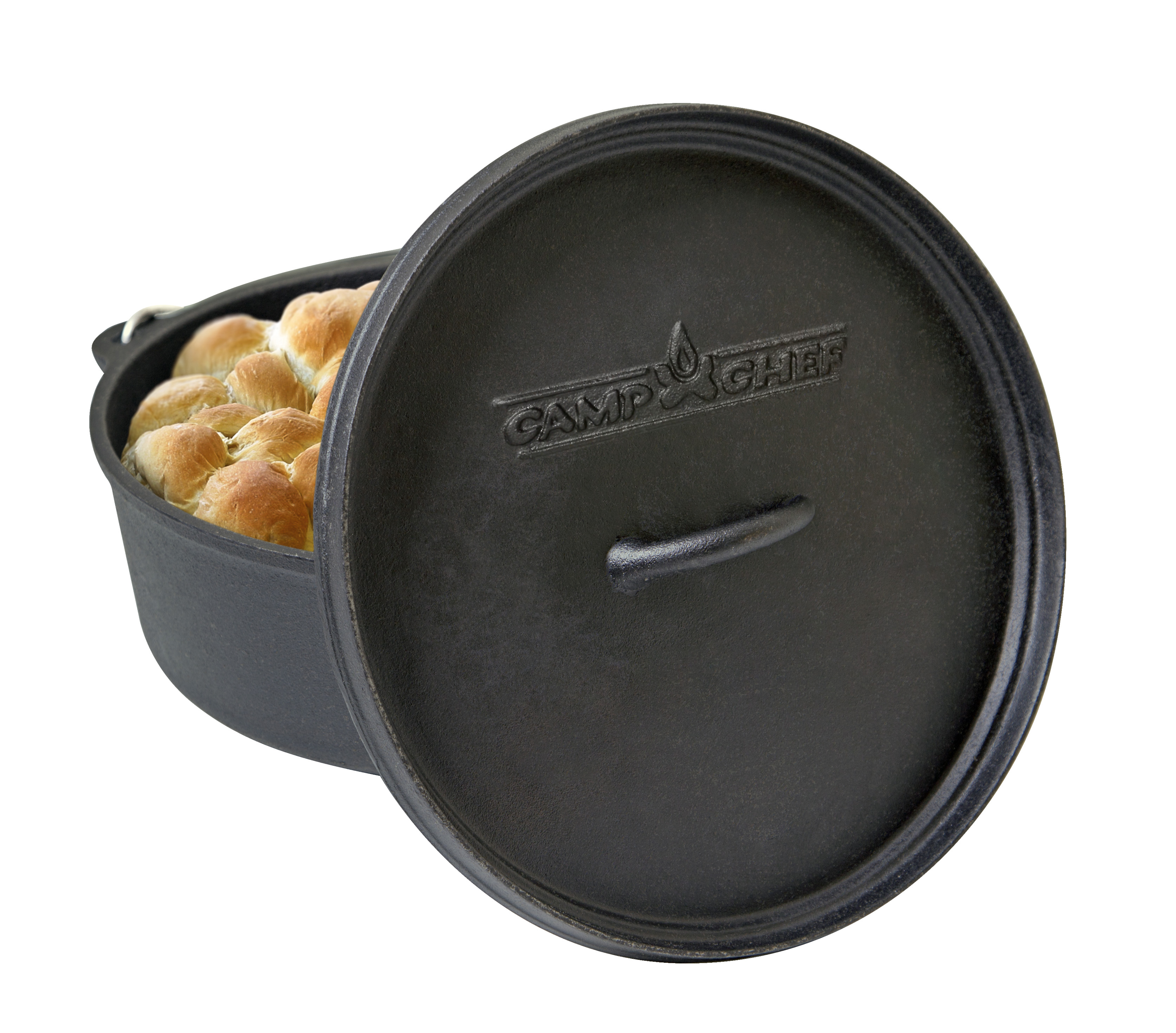 Click here to buy Camp Chef 6-Quart Classic Dutch Oven by Camp Chef.