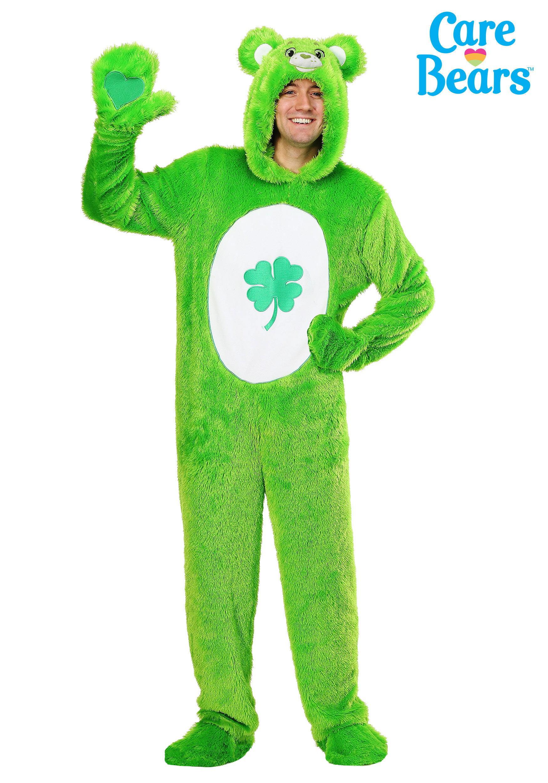 bear Adult costume care