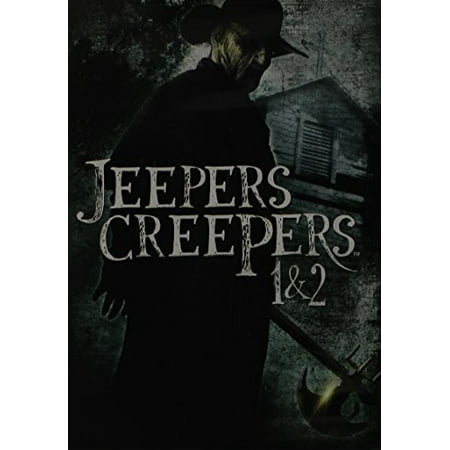 Jeepers Creepers 1 & 2 (DVD)](Jeepers Creepers Halloween Fabric)