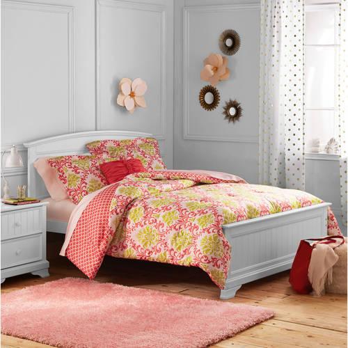 E & E Co. Better Homes and Gardens Kids Delightful Damask Bedding Comforter Set