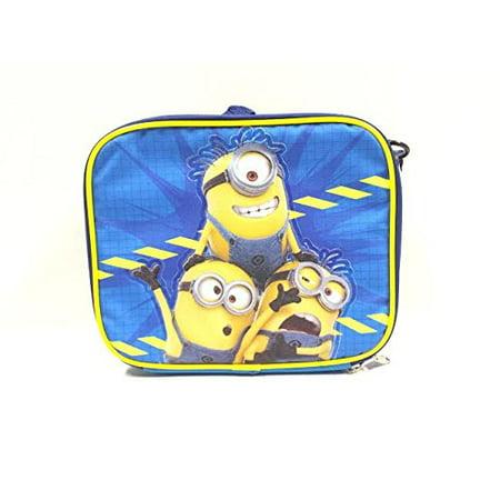 Minion Lunch Box (Despicable Me Minions 2015 Lunch Bag,)