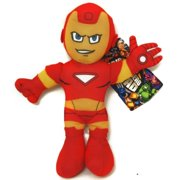 "Marvel Super Hero Squad 9"" Plush Iron Man"