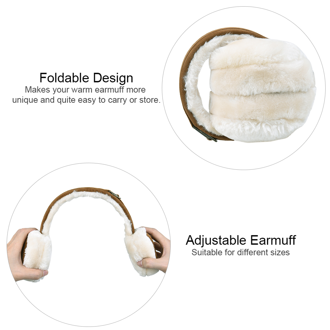 Quote I Major In Literature Winter Earmuffs Ear Warmers Faux Fur Foldable Plush Outdoor Gift