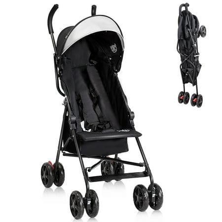 Costway Lightweight Umbrella Baby Stroller With Toddler