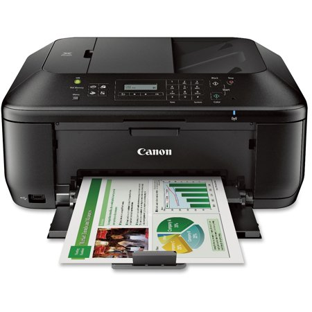 Canon PIXMA MX532 Inkjet Multifunction Printer - Color - Photo Print -