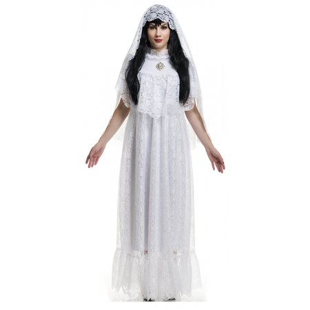 Vintage Bride Adult Costume - Medium