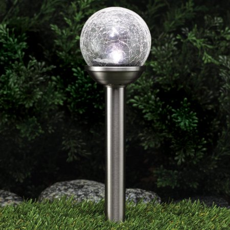 Westinghouse Le Solar Path Light Stainless Steel