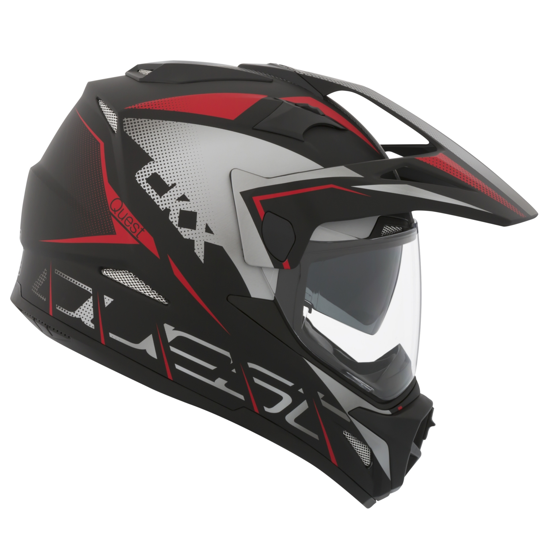 CKX Peak Quest RSV Off-Road Helmet, Summer Single Shield