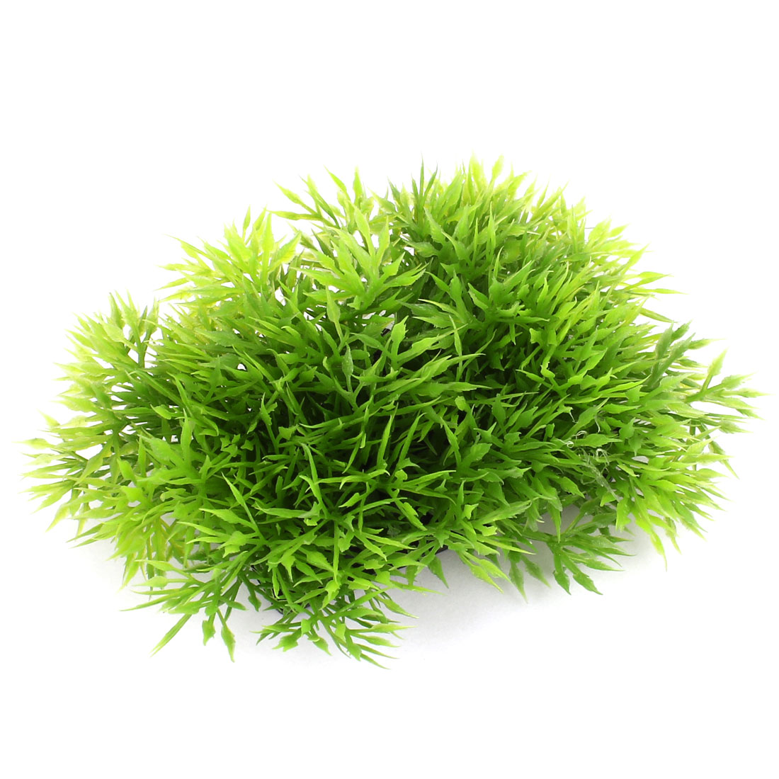 Unique Bargains Green Emulational Plastic Grass Water Plant Ornament for Aquarium - image 2 of 2