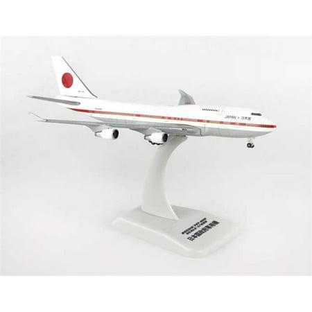 Hogan 500 Scale Die-Cast HG50051 1-500 JASDF 747-400 REG No. 20-1101