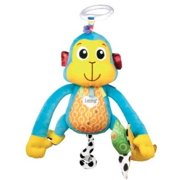 Lamaze Baby Toy, Makai The Monkey (Discontinued by Manufacturer) Multi-Colored