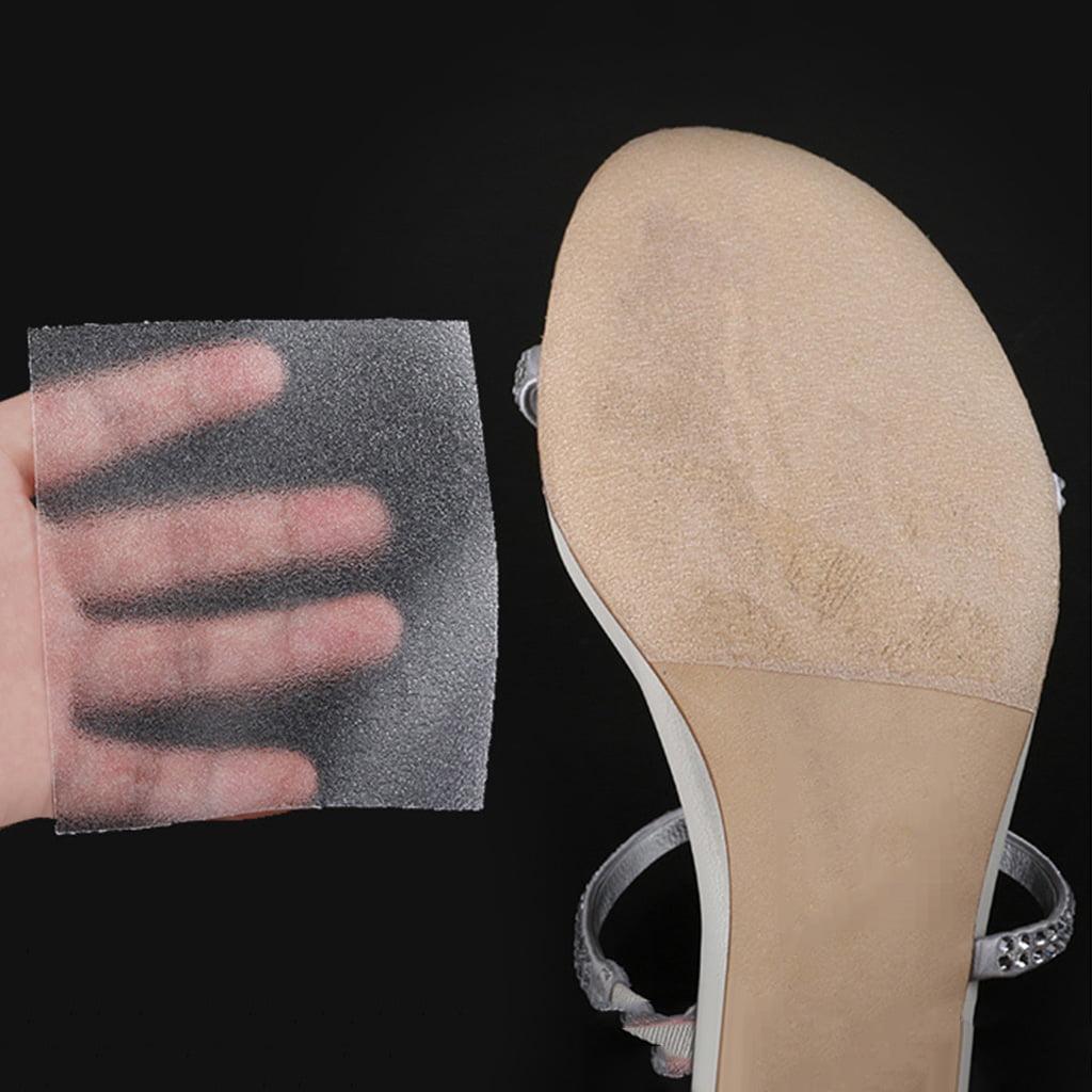 1X Transparenter Sohlenschutz High Heels Anti Slip Adhesive Stic CFSO