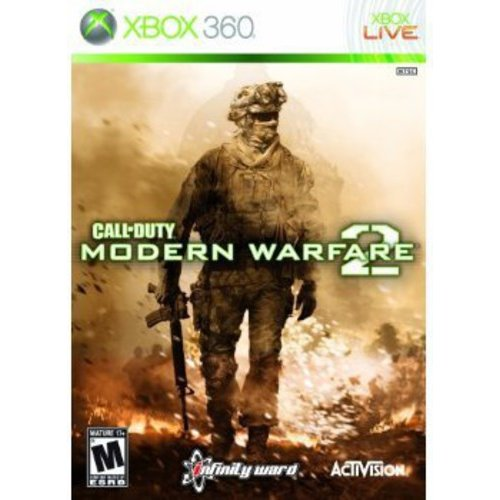 Activision Call of Duty: Modern Warfare 2 PH (Xbox 360)