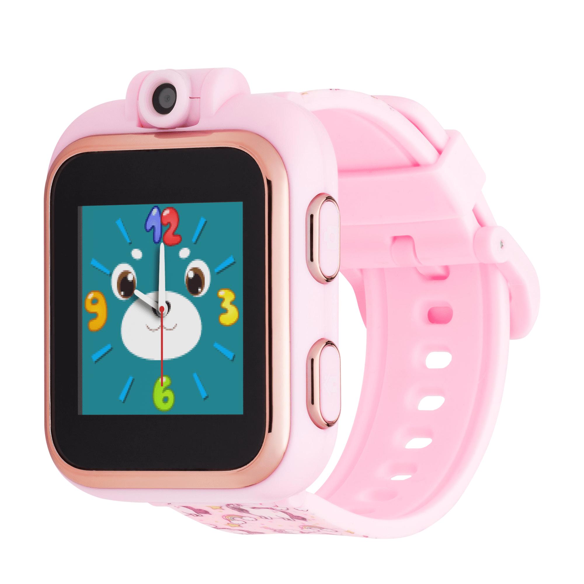 iTouch Playzoom Kids Smart Watch Pink Unicorns