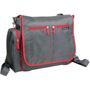 DISCONTINUED iPack Convertible Messenger/Backpack Diaper Bag