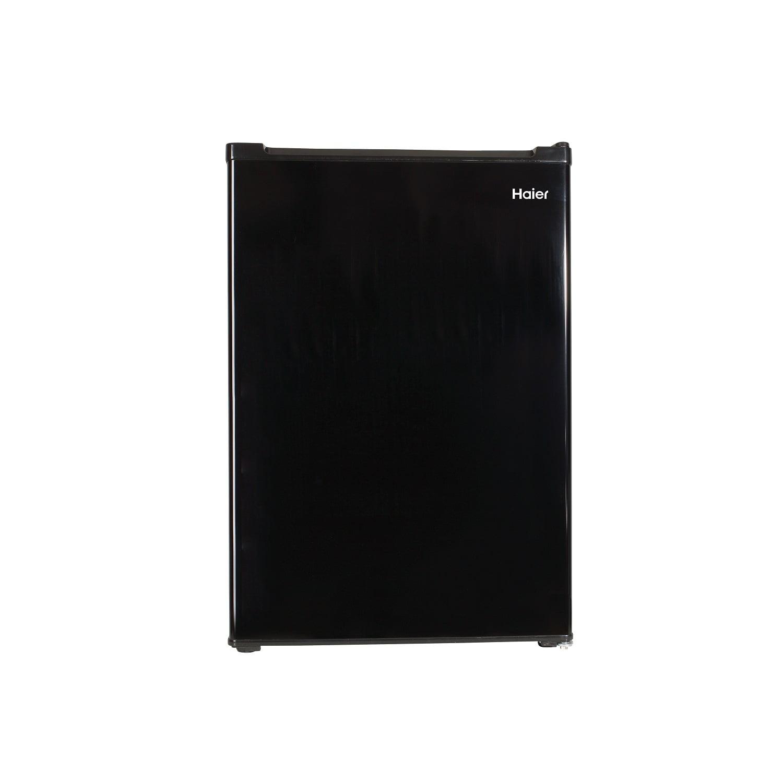 Haier 3.3 Cu Ft Single Door Compact Refrigerator HC33SW20RB, Black