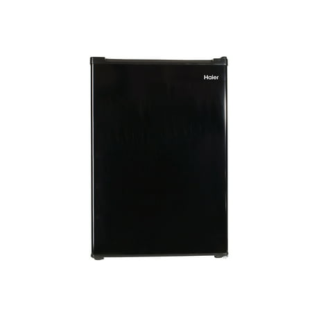 Haier 3.3 Cu Ft Single Door Compact Refrigerator HC33SW20RB, Black