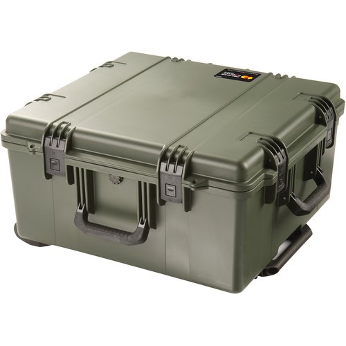 Pelican Storm Shipping Case without Foam: 13.1'' x 23.7'' x 24.9''