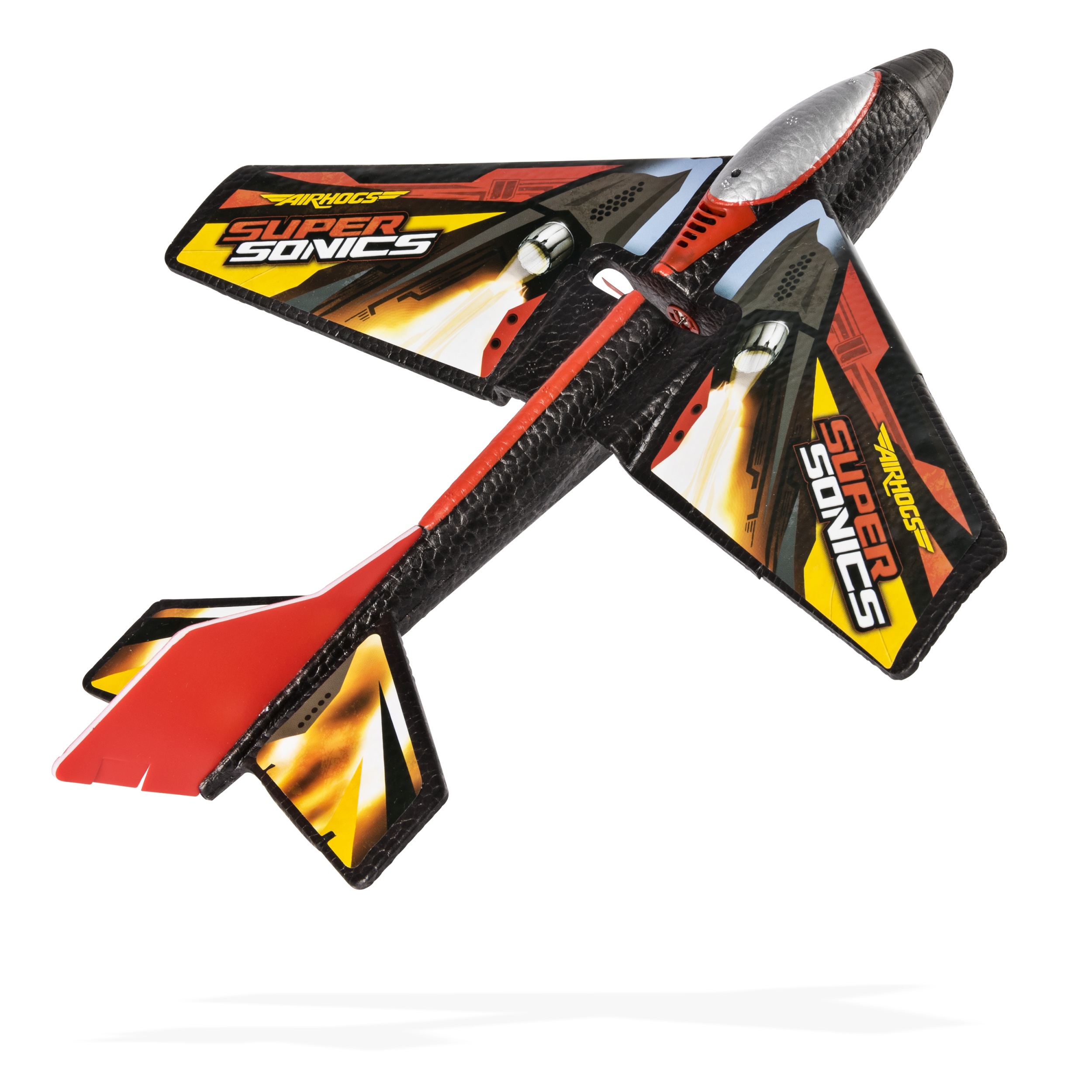 7cc82c74e26 Air Hogs - Sonic Plane High-Speed Flyer with Real Motor Sounds - Walmart.com