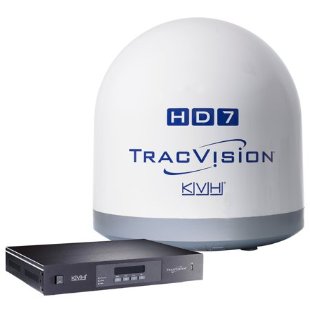Kvh Tracvision Hd7 24   Footprint  Truck Frt Only