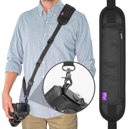Altura Photo Rapid Fire Camera Neck Strap w/ Quick Release and Safety