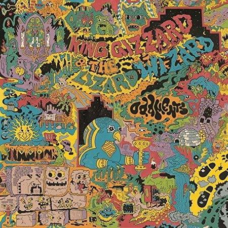 Oddments (Vinyl)