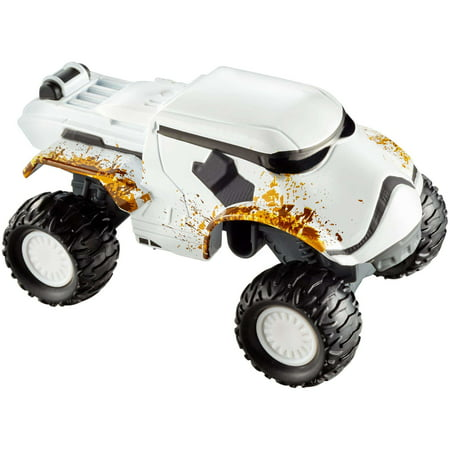 Hot Wheels Star Wars All-Terrain Stormtrooper 1:43 Scale