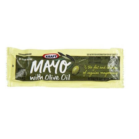 Kraft Mayo With Olive Oil  200 Count