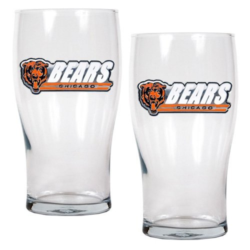 Great American NFL 20 oz. Pub Glass Set