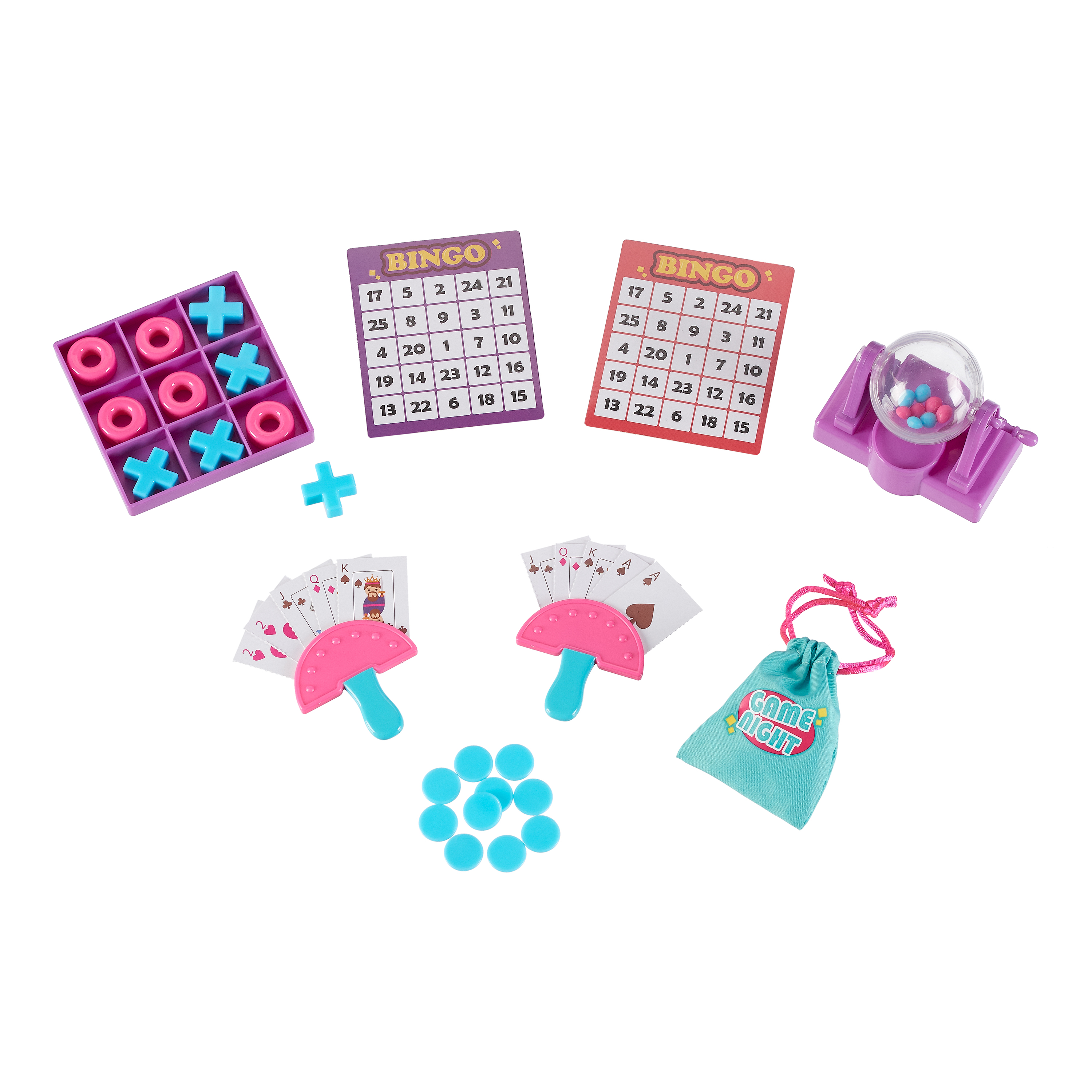 My Life As Game Night 27 Piece Accessory Set for 18-Inch Dolls