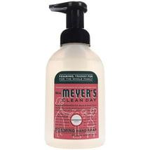 Hand Soap: Mrs. Meyer's Foaming