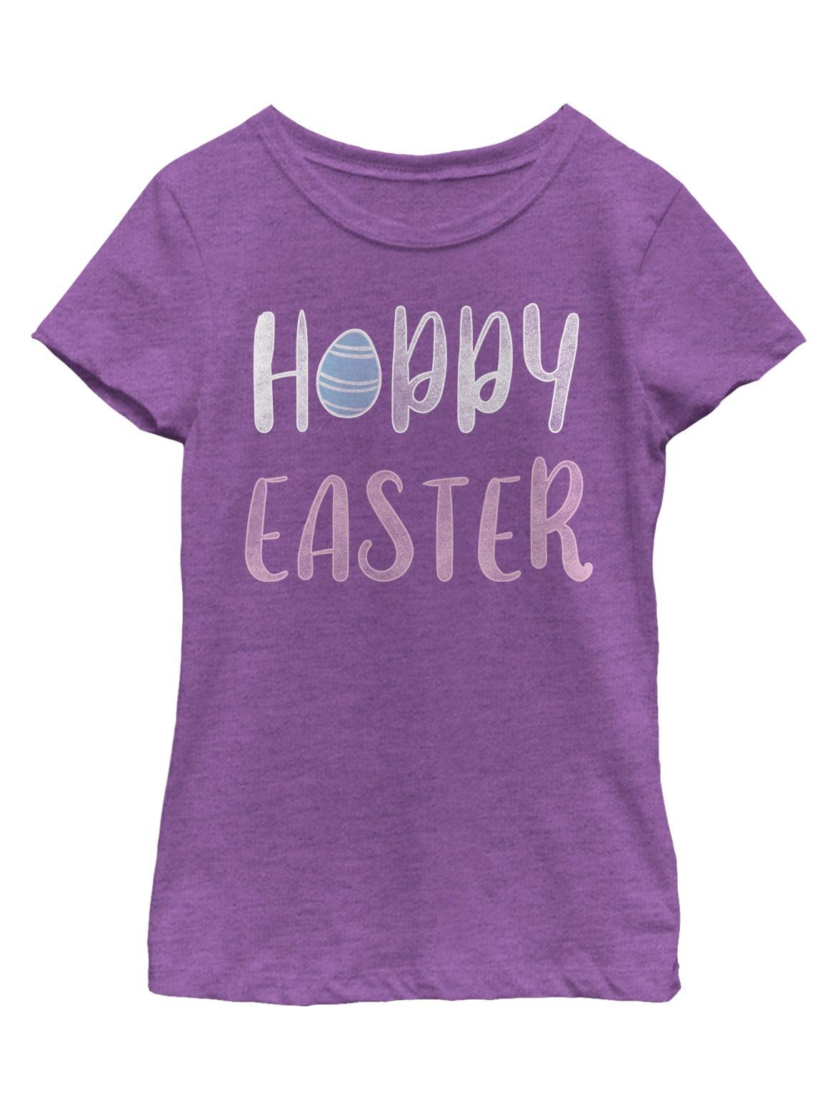 Girls' Hoppy Easter T-Shirt